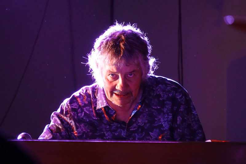 DON AIREY & FOREVER DEEP - DON AIREY
